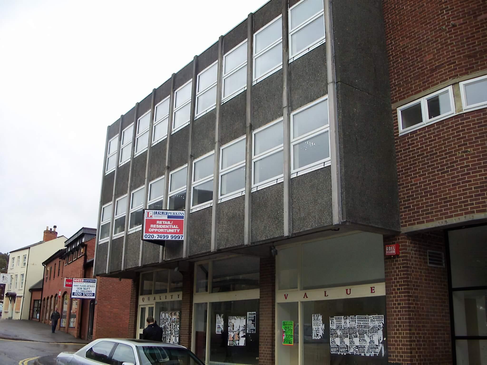 Calthorpe Street, Banbury