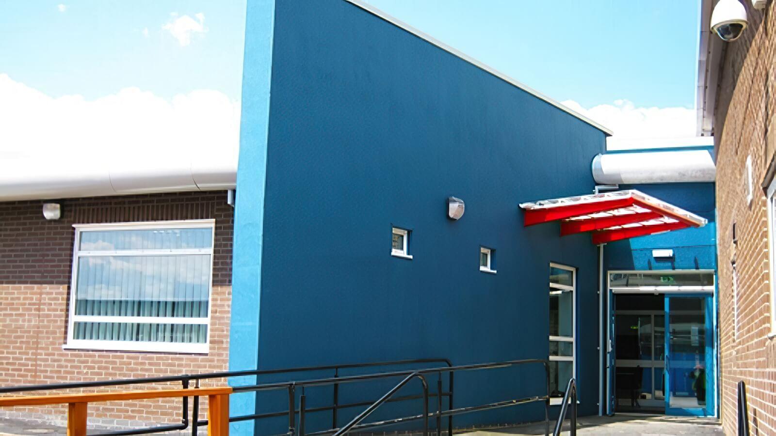 Priesthorpe School