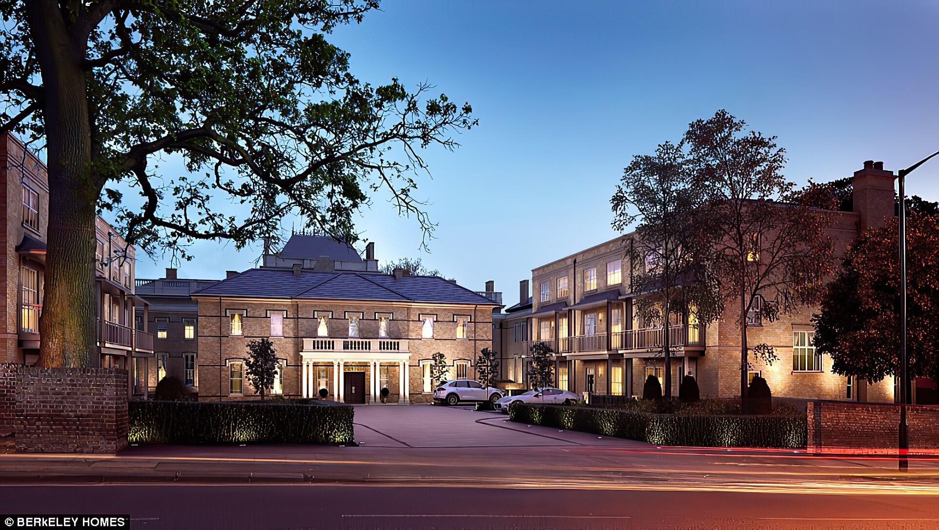 Wimbledon Hill Park