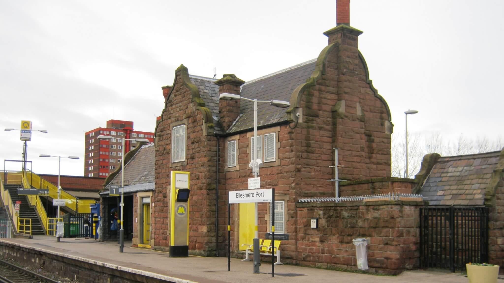 Ellesmere Port Station