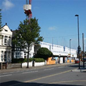 Former Acton Bus Depot