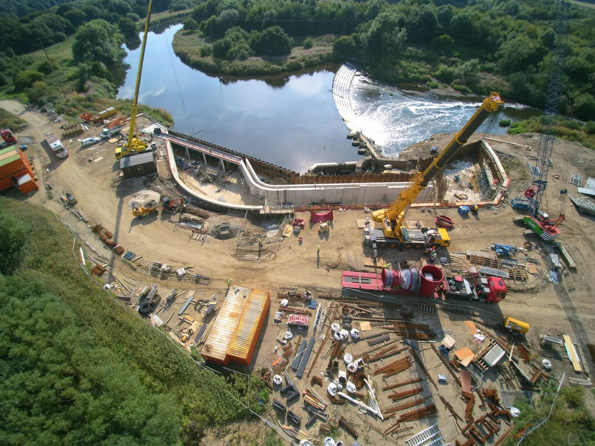 Kirkthorpe Hydropower Scheme