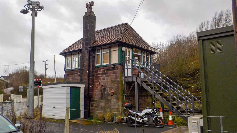 Park South Signal Box