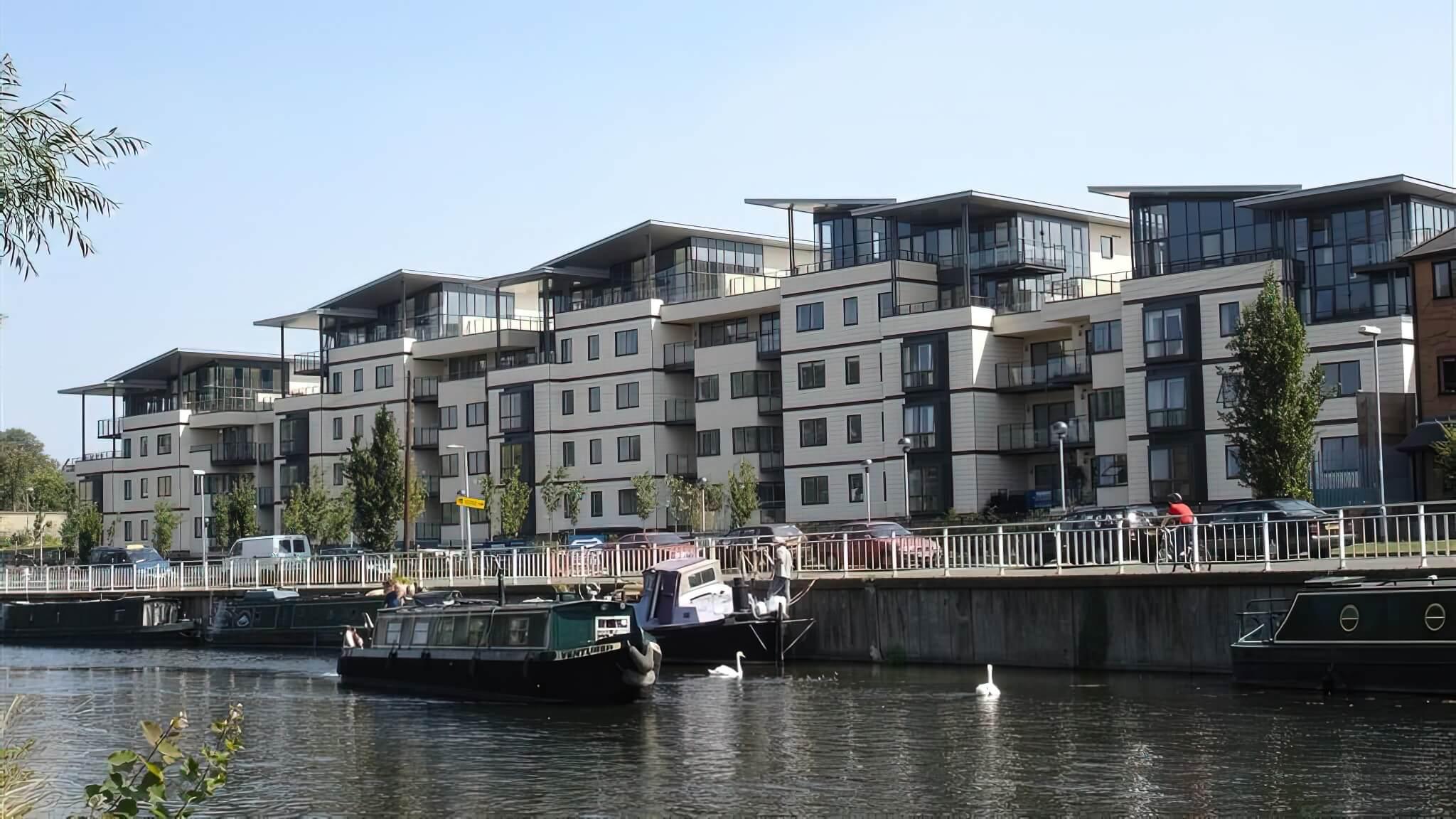 Riverside Cambridge