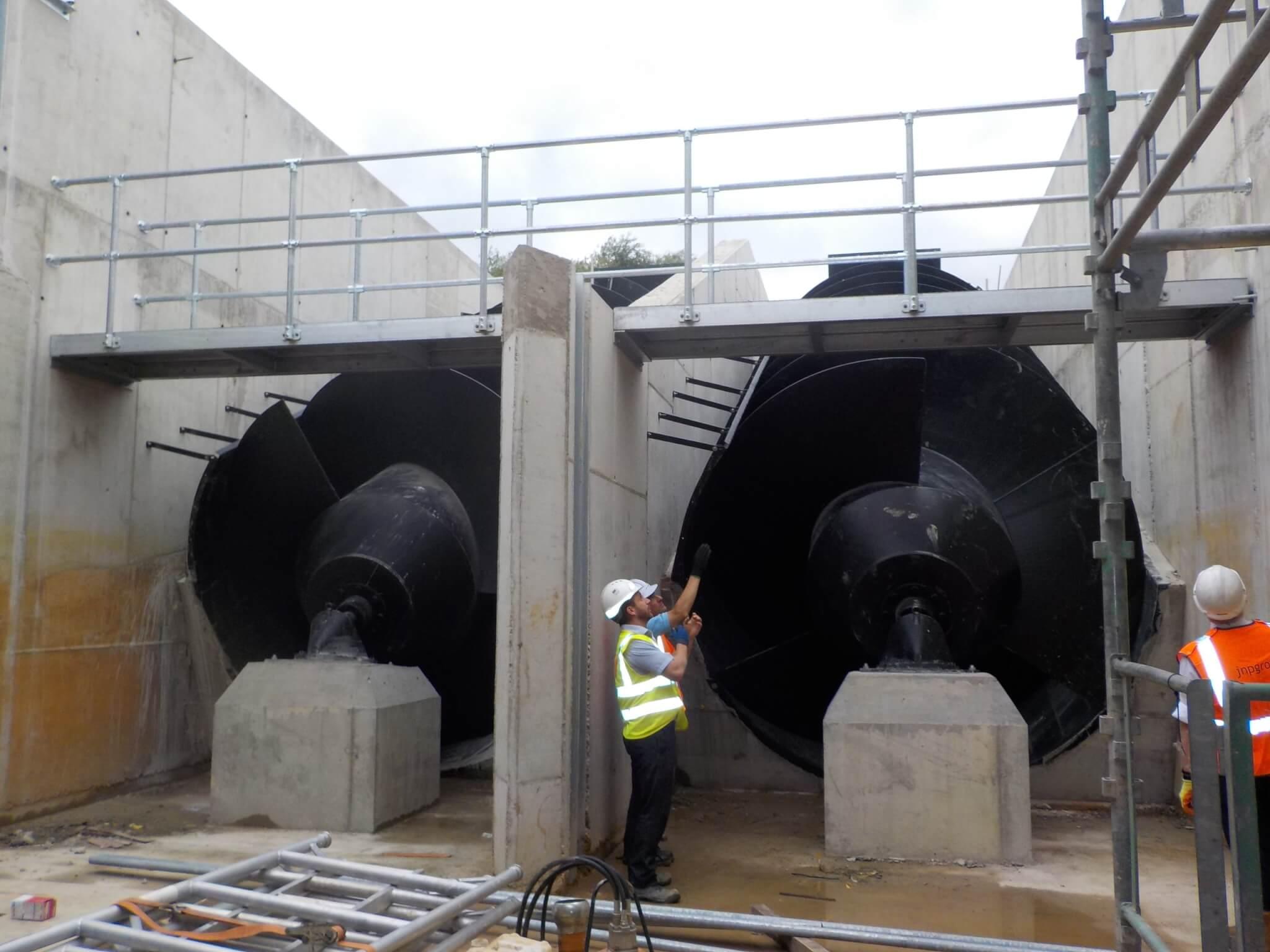 Thrybergh Hydropower Scheme